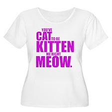 Cat To Be Kit T-Shirt