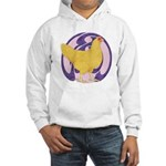 Hen Buff Chantecler Hooded Sweatshirt