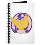 Hen Buff Chantecler Journal