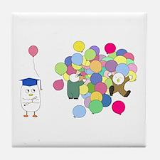 Graduate! Tile Coaster