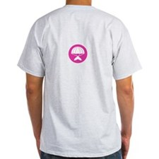 Zebra Pride Men's T-Shirt