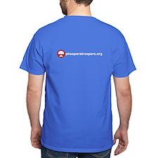 I Love Mutants Men's T-Shirt
