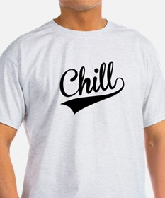 Chill, Retro, T-Shirt