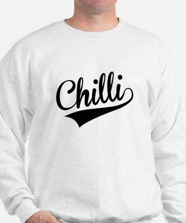 Chilli, Retro, Sweatshirt