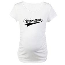 Chriesman, Retro, Shirt