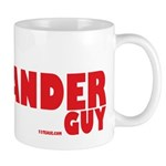 The Commander Guy Mug