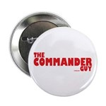 "The Commander Guy 2.25"" Button (10 pack)"