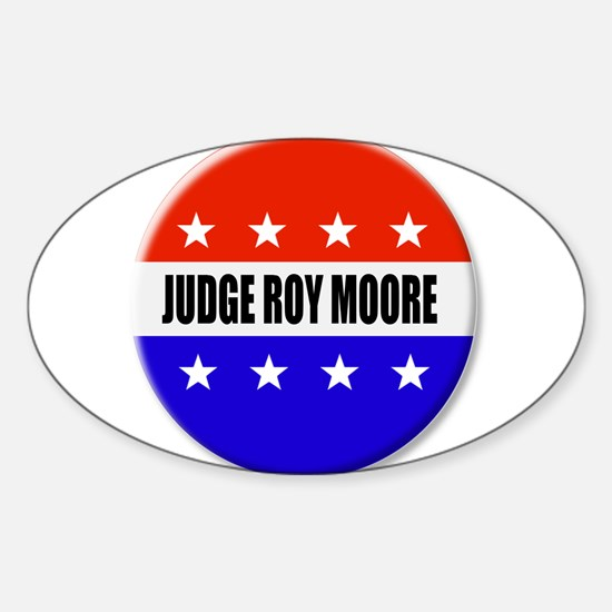 Judge Roy Moore Decal