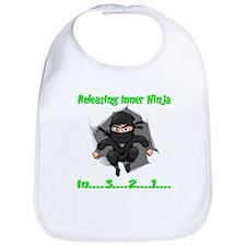 Releasing Inner Ninja Bib