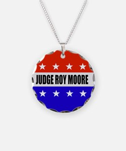 Judge Roy Moore Necklace