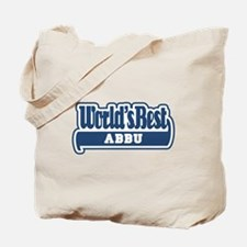 WB Dad [Urdu] Tote Bag