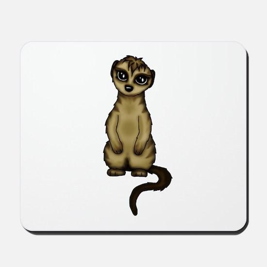 cute Meerkat Mousepad