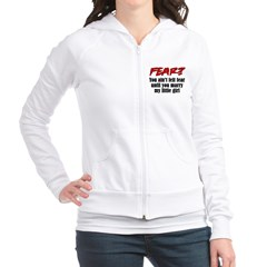 Fear? Marry My Little Girl Fitted Hoodie