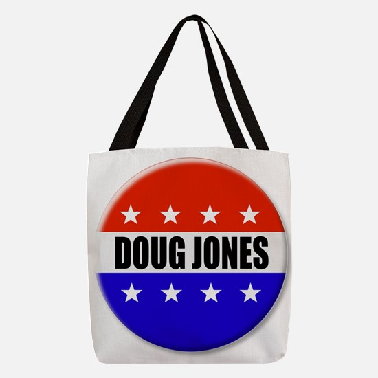 Doug Jones Polyester Tote Bag