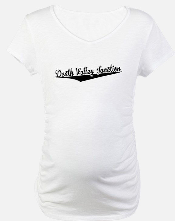 Death Valley Junction, Retro, Shirt