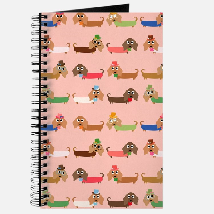 Delightful Dachshunds Journal