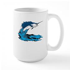 Blue Marlin Mugs