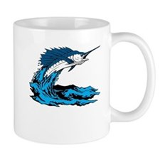 Blue Marlin Mugs