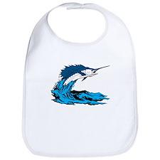 Blue Marlin Bib