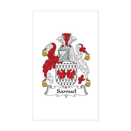 Samuel Rectangle Sticker