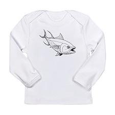Tuna Fish Long Sleeve T-Shirt