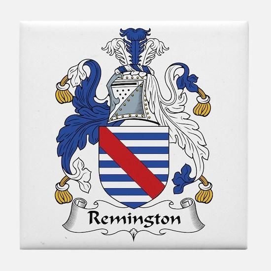 Remington Tile Coaster