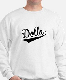 Dolla, Retro, Sweatshirt