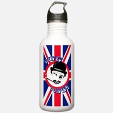 Film Cad's Union Jack Stainless Water Bottle 1.0l