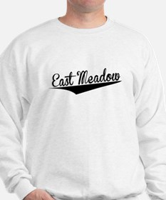 East Meadow, Retro, Sweatshirt
