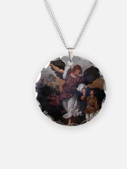 Titian - Archangel Raphael Tobias - 16th Century N