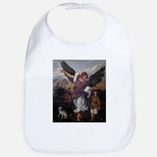 Titian - Archangel Raphael Tobias - 16th Century B