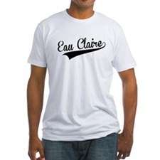 Eau Claire, Retro, T-Shirt