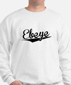 Ebeye, Retro, Sweatshirt