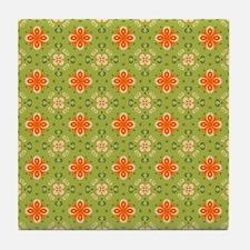 Pattern-19 Tile Coaster