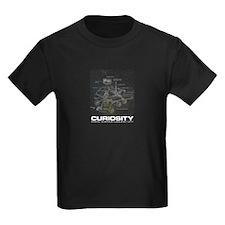 Curiosity : Mars Science Laboratory T-Shirt