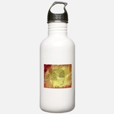 Brain Map Water Bottle
