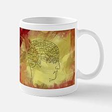 Brain Map Mugs