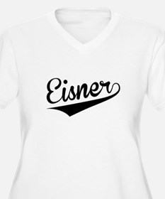 Eisner, Retro, Plus Size T-Shirt