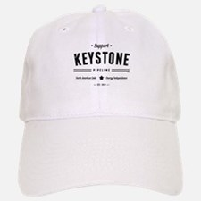 Support The Keystone Pipeline Baseball Cap