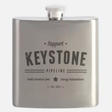 Support The Keystone Pipeline Flask