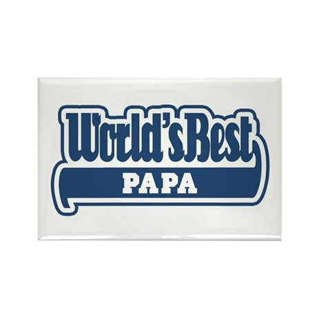 WB Dad [Worldwide] Rectangle Magnet