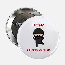 "Ninja Contractor 2.25"" Button"