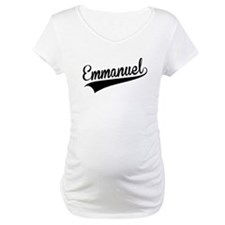 Emmanuel, Retro, Shirt