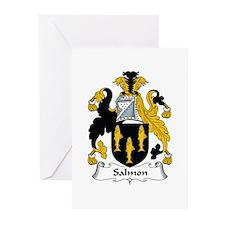 Salmon Greeting Cards (Pk of 10)