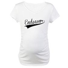 Endeavor, Retro, Shirt