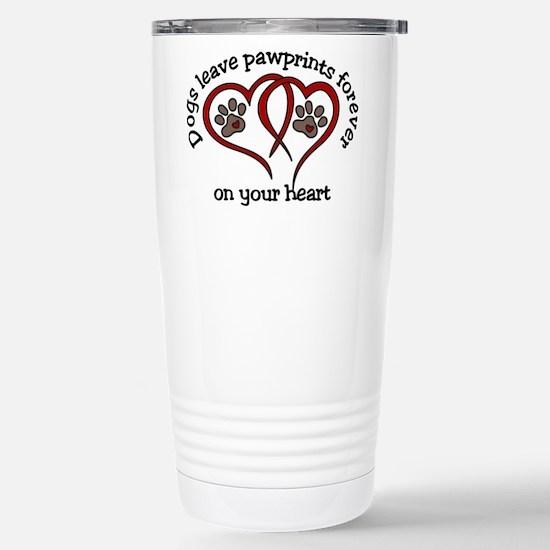 Pawprints Mugs