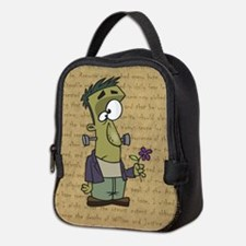 FRANKEN-DATE Neoprene Lunch Bag