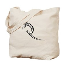 Venomous Snake Tote Bag