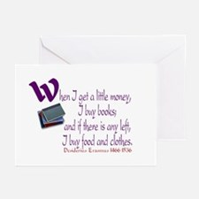 Book Lover'sGreeting Cards (Pk of 10)