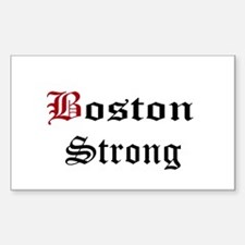 Boston Strong Sticker (Rectangle)